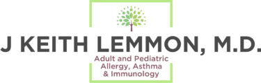 J. Keith Lemmon – Adult and Pediatric Allergy, Asthma & Immunology Logo